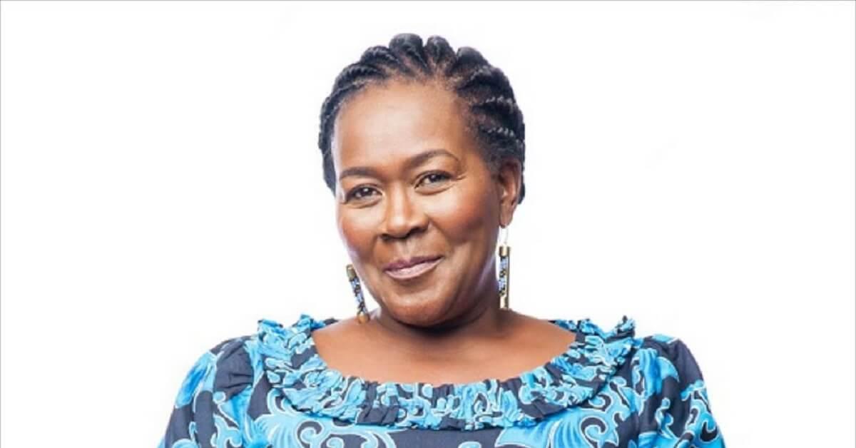 Connie Chiume: Bio, Age, Child, Husband, Mam' Sonto from Gomora - 2021-2022 Wiki