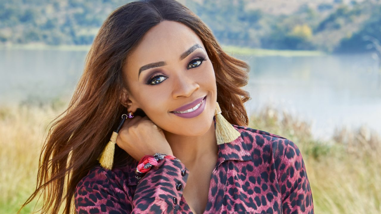 Thembi Seete: Bio, Age, Child, Boyfriend, Gladys from Gomora - 2021-2022 Wiki